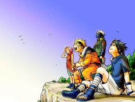 team 7 by kalichan88