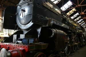 Class 70013 Oliver Cromwell by DingRawD