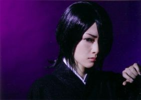 Bleach rock musical Rukia by wolf-speaker9
