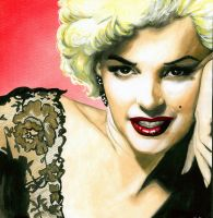 marilyn by huy-truong