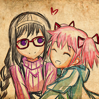 Homu Love + free request [closed] by IqbalAliph