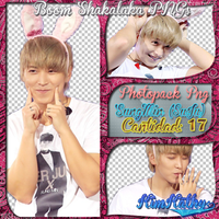 SungMin (Super Junior) Pack PNG by KimKathy