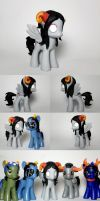 Aradia Megido Homestuck G4 Custom Pony by Oak23