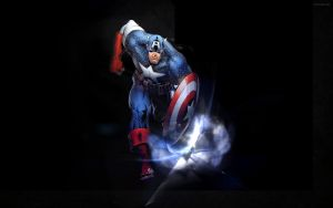 MARVEL:Captain American by didag12