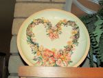 Decorative Heart Plate 1 by BigMac1212