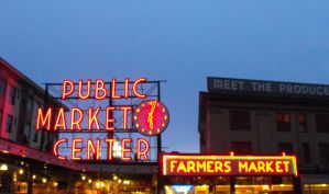 Seattle: Pike Place Market by Photos-By-Michelle