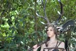 Deer Faun by BlueBlackDiamond