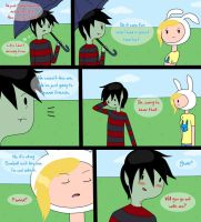 Unnoticed (FioLee Comic) - Pg 22  [END OF CH 2] by AlwaysForeverHailey