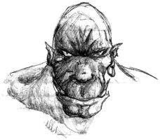 Orc by Alevice