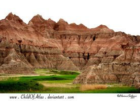 Badlands - 7 by ElaineSeleneStock