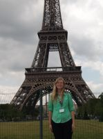 Me...in Paris by sydgirl97