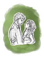 Tess and Joel by TessCas