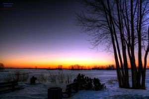 From Dawn to Rise HDR II by digswolf