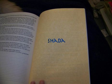 IC Kindred RPG Collected stories- Shada by LadyRhianwriter