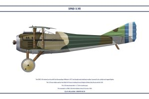 SPAD S.VII Greece 1 by WS-Clave