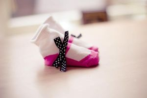 Little shoes by EliseEnchanted