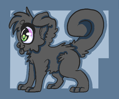 FREE to use puppy lineart! by Apriifox
