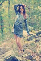 Lookbook Blue one by DreamCatCheuse