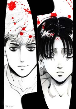 Killing stalking by Redwarrior3
