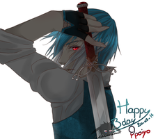Happy Birthday, Ppoiyo! by Louna-Ashasou