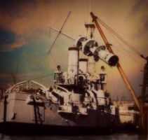Dismembered History by RMS-OLYMPIC