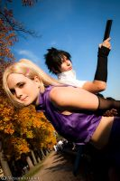 Sasuke and Ino . After 3 years by Rael-chan89