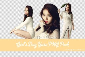 Girl's Day Yura PNG Pack by VieshaELF