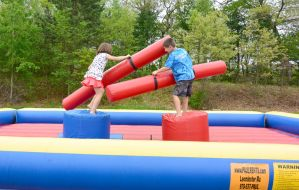 Medway Founder's Day Fun, Bouncy Jousting 13 by Miss-Tbones