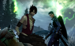 Dragon Age: Inquisition. Morrigan arrested by benja100