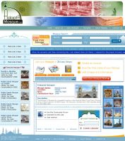 Rizwan's Car Mosque Website by xtrememediaworx