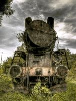 Trainie... dead by Beezqp
