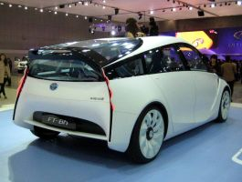 Toyota FT-Bh Hybrid Concept. Next Yaris by toyonda