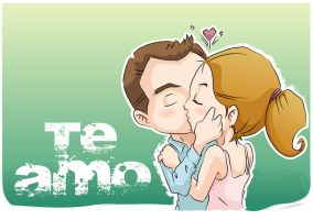 .: happy aniversary - comm :. by monito