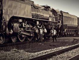 Union Pacific 844 by SMT-Images