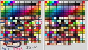 Swatches II by Captain-Bownie