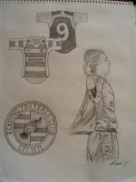 Reading, Doyle, Number 9 by LilReD09