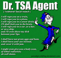 DR TSA Agent by paradigm-shifting