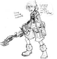 KH Hiccup by spock-sickle