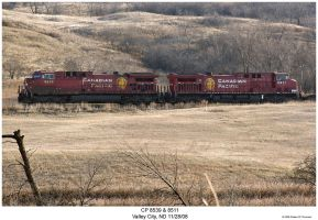 CP 8539 and 8511 by hunter1828