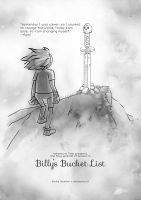 Billy's Bucket List by illeity