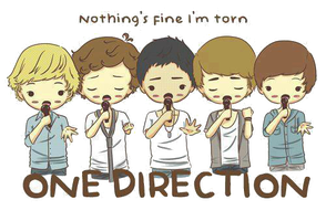 Imagen PNG de One Direction by MichelleApollo3Love