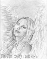 Angel by LinzArcher