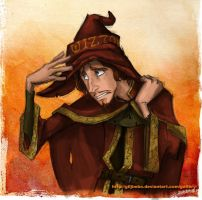 Cowardly Rincewind by GilJimbo