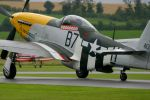 p51d frankie taxing out 2 by Sceptre63
