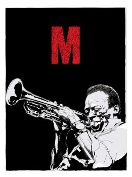 miles davis by electonic
