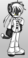Dash the Cat by nimeare