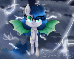 Storm Nightly - Contest Entry by Dreamilicious