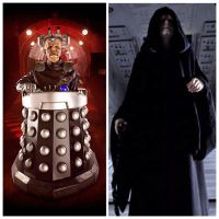 Darth Sidious vs Davros by Gargoyles94