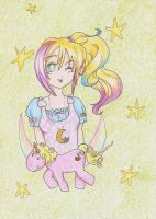 Pastel Cute - Traditional Version by Ichigo-Fujiwara