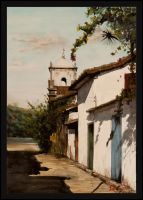 The Silence of Paraty by Rssfim